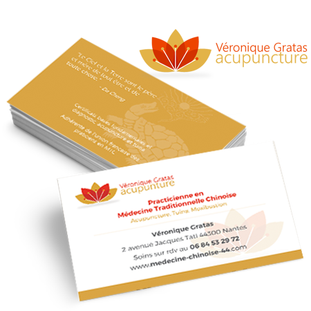 Logo Et Carte De Visite O Marketing Local